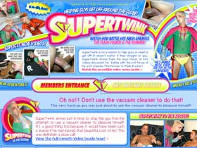Welcome to Super Twink - Helping guys get off arround the globe!